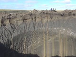 Deep Discussion: Investigating Russia's Mysterious Sinkholes