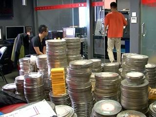 Film Archive Director, Sun Xianghui, Describes Archive Restoration