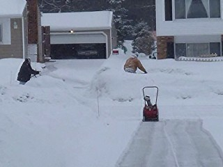 Snow Wars: Ugly Confrontation in Ohio Neighborhood