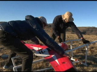 Drone Helps Scientists Investigate Disappearing Ice