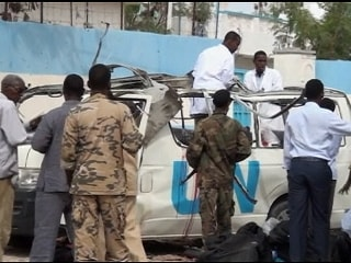 U.N. Workers Killed in Suspected Al Shabaab Attack