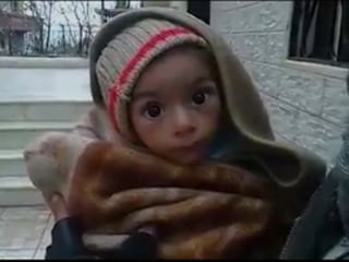 Trapped Syrians Starving to Death in Besieged Town