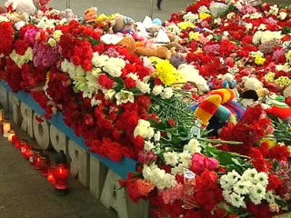 Air Crash Victims Mourned in St. Petersburg, Russia