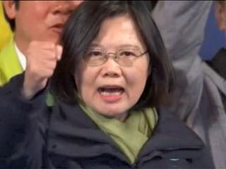 Taiwan's New President Celebrates Landmark Election Victory