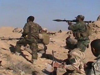 New Video Shows 'Battle to Oust ISIS From Tikrit'
