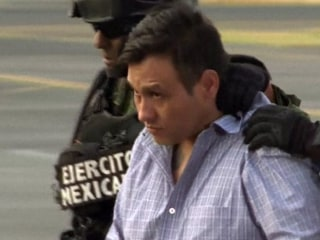 Los Zetas Cartel Leader Omar Trevino Morales Detained