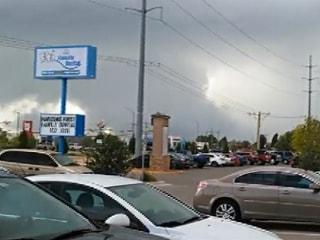 Hail Storms Thrash El Paso, Texas