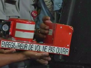 AirAsia Cockpit Voice Recorder Recovered From Java Sea