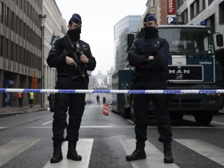 Brussels on Lockdown: See Tightened Security in Europe's Capital