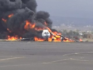 Airstrikes Target Yemen's Airports