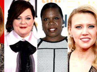 The All-Female Cast of the 'Ghostbusters' Remake