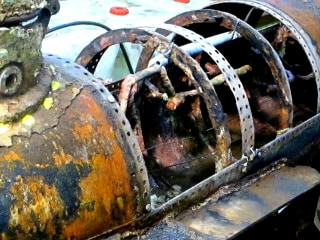 Hull of Confederate Submarine H.L. Hunley Found 150 Years Later