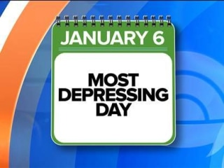Is Today Really the Most Depressing Day of the Year?