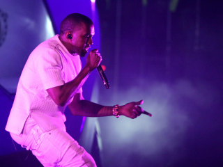 Kanye West Debuts Trailer for Video Game About Mom in Heaven