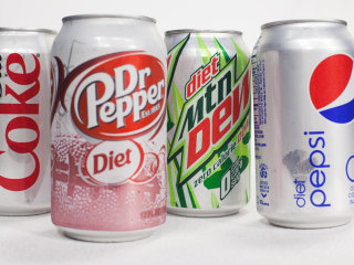 Could Diet Drinks Make Your Baby Fat?