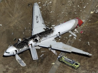 More Than  70 Aboard Crashed Asiana Jet Reach Settlements