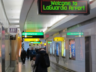 Power Outage at LaGuardia Airport; Up to 3-Hour Delays Reported