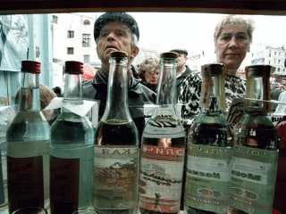 Do Russians Have a Drinking Problem?