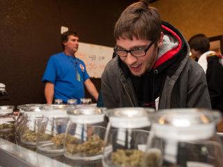 Legal Marijuana Has Texans High on Colorado
