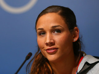 Lolo Jones' Mom Is Dreaming of a Bolt Baby