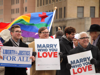 Same-Sex Marriage Can Be Good for Kids, Pediatricians Say