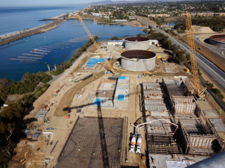 Tapping the Pacific: Desalination Plant Will Make Ocean Drinkable