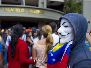Bill Neely: Venezuelans Upset With Government