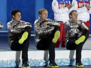 U.S. Ends Medal Drought