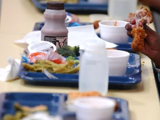 School Lunches Are Getting Better — Healthier, Anyway — CDC Says
