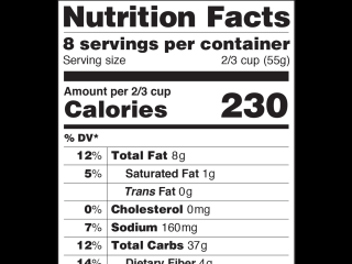 'Low Sodium' Doesn't Always Mean Healthier: How to Read a Food Label