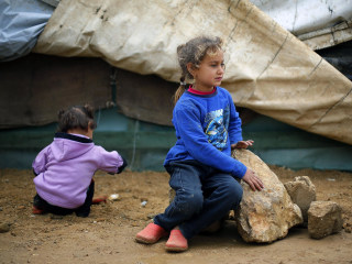 Children Feel Devastating Toll in Syrian Civil War