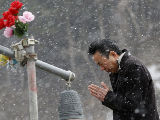 Japan Tsunami Anniversary: Millions Mark Moment 2011 Quake Struck