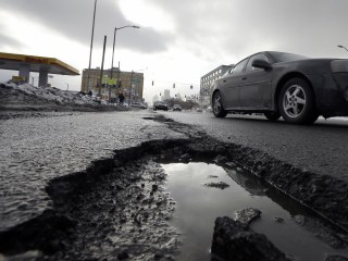 Americans Pay Steep Price for Repairs Caused by Bad Roads: Study