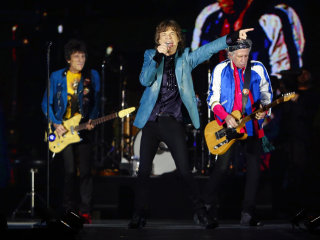 Rolling Stones Announce 15-Date North American Tour