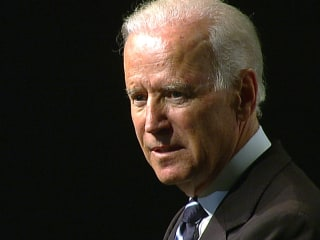 Biden: 'You're The Face Of American Resolve'