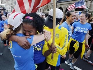 Boston Stronger: One Year Later