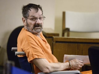 White Supremacist Frazier Glenn Cross Wheeled Into Kansas Court