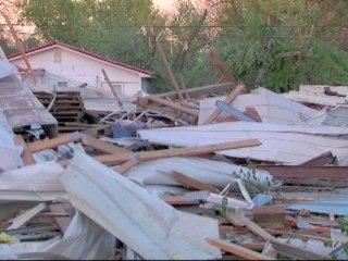 Tornado Takes Deadly Turn in Quapaw, Oklahoma