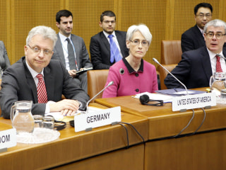 Lead Negotiator Wendy Sherman Has History Dealing With U.S. Adversaries