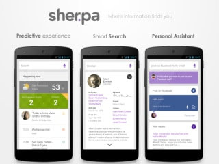Sherpa Next Wants to Be Siri and Google Now, Combined
