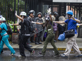 Venezuela: Political Arrest Puts Focus On 'Romeo and Juliet' Couple