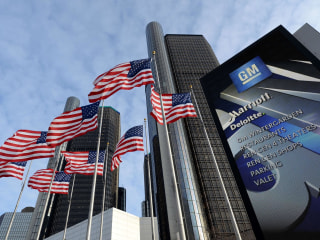 GM Recalls Set Industry Record