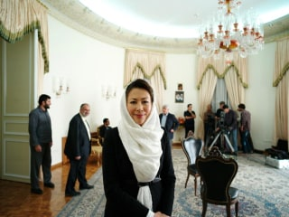 #TwitterDiplomacy: Ann Curry Q&A On The Making Of A Nuclear Deal