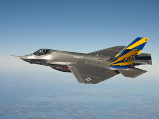 Lockheed Martin CEO Commits to Driving Down F-35 Fighter's Costs