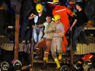 Rescuers Scramble to Pull Victims From Turkish Mine