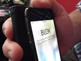 Yahoo Buys Mobile 'Self-Destruct' Messaging App Blink