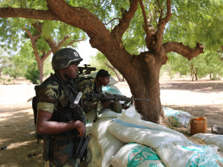Hunting Down Boko Haram on Nigeria's Border