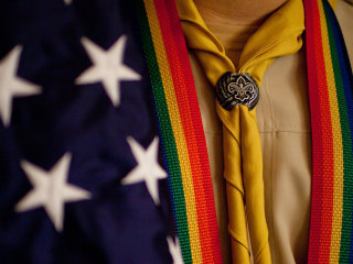 Boy Scouts President Robert Gates: Ban on Gay Adults Is Unsustainable