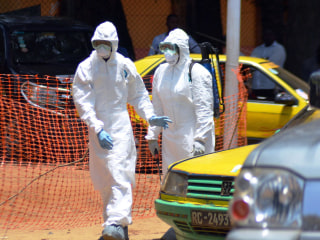 Senegal Reports First Case of Ebola