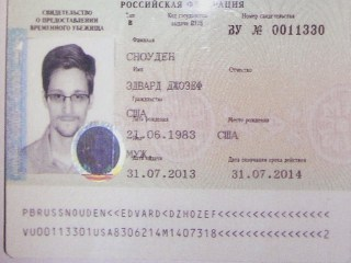 The Irony of Snowden's Russian Asylum